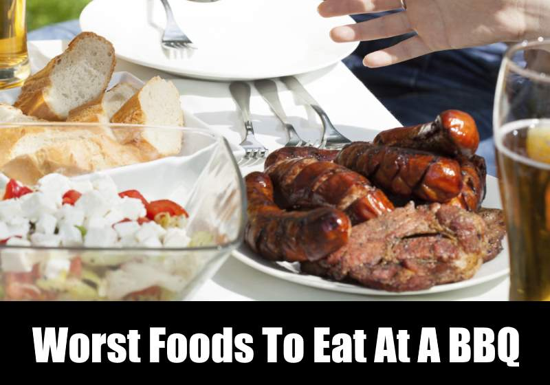 5 Worst Foods To Eat At A Bbq Kitchensanity