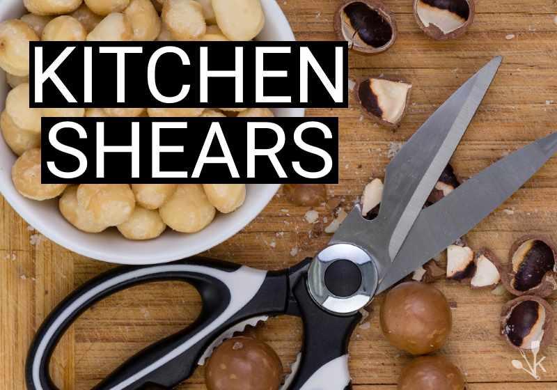 Best Kitchen Shears Scissors Reviews Kitchensanity