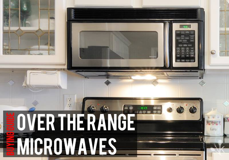 Can Countertop Microwave Be Used Over The Range : ... over the range microwaves. There are pros and cons to consider with