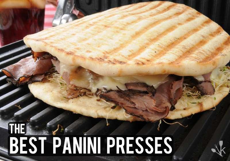 Best Panini Press Amp Sandwich Maker Reviews Kitchensanity