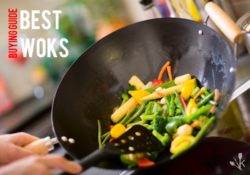 Best Woks For Gas And Electric Stoves