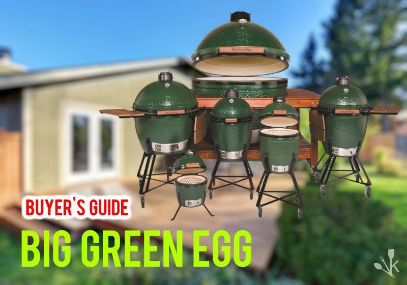 The Big Green Egg Reviews