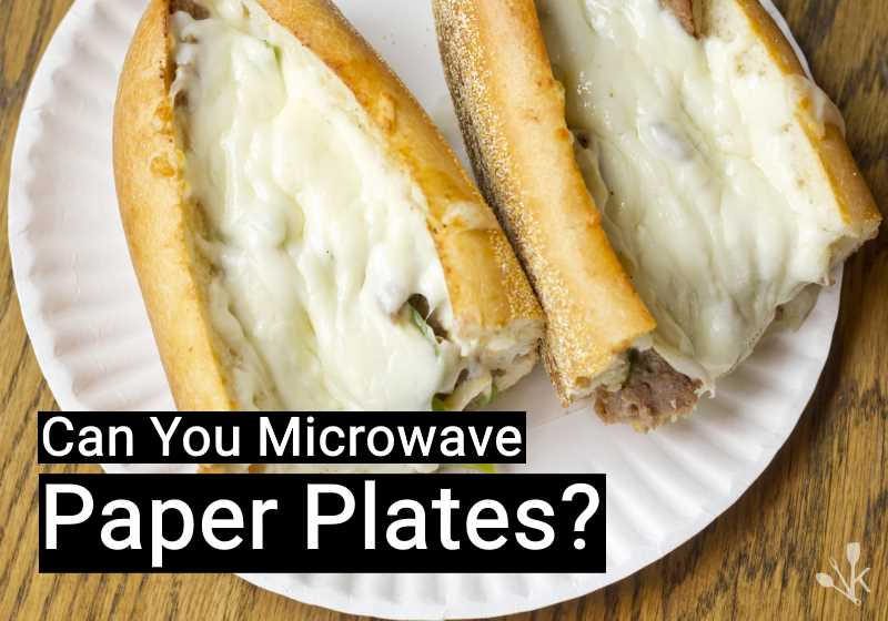 Can You Microwave Paper Plates?