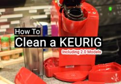 How To Clean & Descale A Keurig Coffee Maker