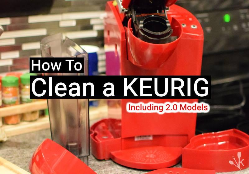 Clean Keurig