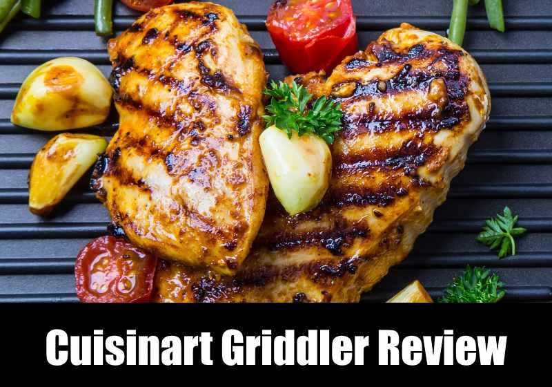 Cuisinart Gr 4n 5 In 1 Griddler Review Kitchensanity