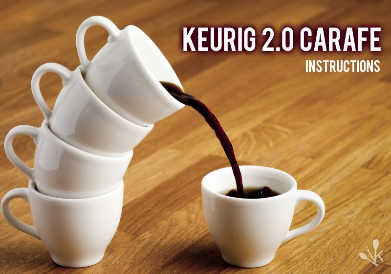 Keurig Carafe Instructions