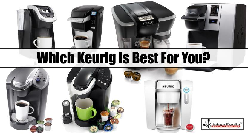 Keurig Reviews And Model Comparison 2016 Kitchensanity