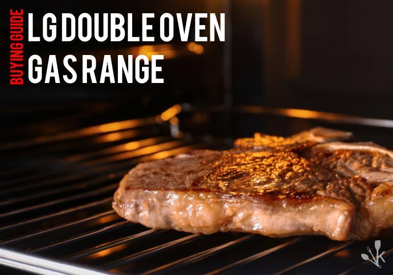 lg double oven gas range lg ldg3036st review