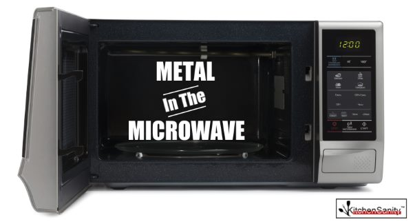 Things you should never put in a microwave kitchensanity - Things never put microwave ...