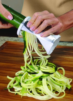 Veggetti Spiral Vegetable Cutter Reviews Kitchensanity