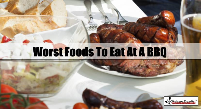 The 5 Worst Foods To Eat At A Bbq Kitchensanity